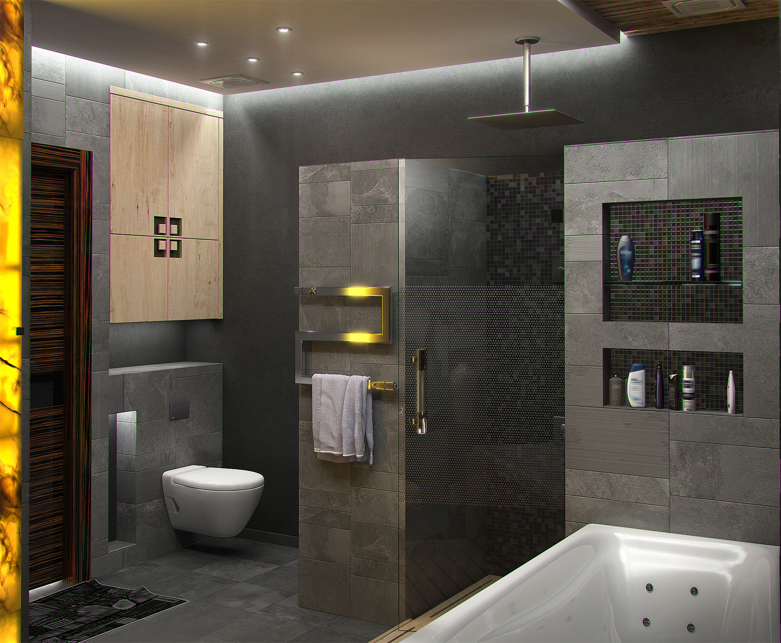 Salle de bain avenue melville ozen lectrique for Plan electrique salle de bain